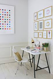 How To Design A Gallery Wall by Littlebigbell How To Create A Gallery Wall Without Hammer And Nails