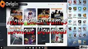 Origin Resume Download How To Move Origin Game Files Without Downloading New2017 Youtube