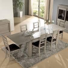 Table Chene Massif Moderne by Table Bois Massif Contemporaine Table De Repas Contemporaine En