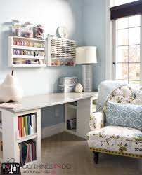home office makeover one room challenge
