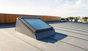 flat roof window system keylite roof windows