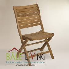 folding chair maluku indonesia teak garden and indoor furniture