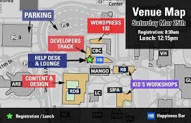 Fiu Campus Map Saturday March 25th Guide U2013 Wordcamp Miami 2017