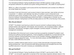 Format For Resume For Internship Software Tester Sample Resume Sample Resume Of Software Testing