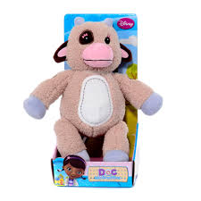disney doc mcstuffins 10 moo moo soft toy 13 00 hamleys