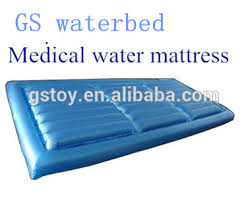 pvc blue comfortable inflatable medical water bed buy water bed