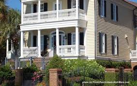 side porch designs southern home designs and southern porches see our porch pictures
