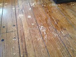 pottery barn standard rug pad damaged hardwood floors feb 20