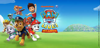 bord gáis energy theatre paw patrol live race to the rescue