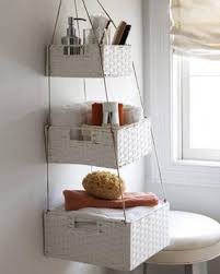 Cool Bathroom Storage Ideas by Unique Bathroom Shelves