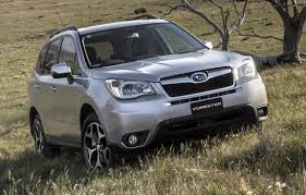 subaru australia rules out manual for forester diesel confirms no