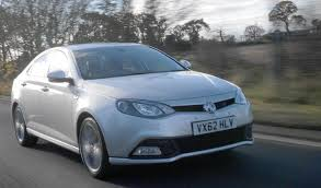 mg 6 dti tech diesel first drive the independent