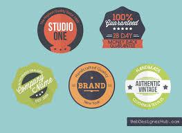 design a vintage logo free latest free vintage logo templates neo design