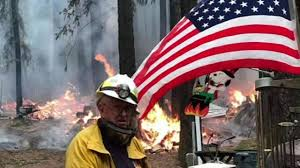 California Wildfires Ventura County by Northern California Wildfires 76 Year Old Fire Chief Loses Home
