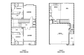 home design plan a bedroom house plans with two master suites