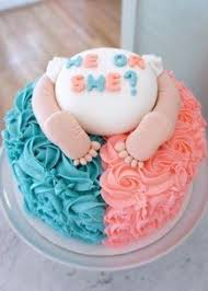 baby revealing ideas gender reveal party cakes popsugar creative ideas