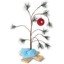 charlie brown and christmas tree christmas lights decoration