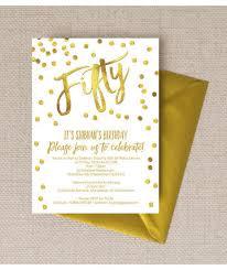 invitation for 50th birthday party images invitation design ideas