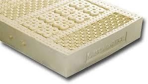 materasso 100 lattice naturale materasso materasso in lattice naturale o2 materasso in lattice