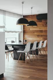 Esszimmer Sofa Chesterfield Sofa Und Einsatz Von Holz In Moderner Wohnung