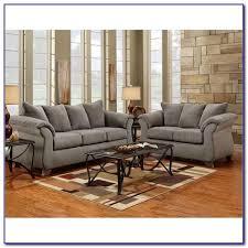 microfiber living room set living room set brown microfiber and leather rustic living room