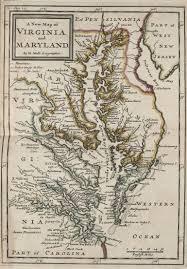 Northern Virginia Map Where Is Virginia Virginia Maps U2022 Mapsof Net