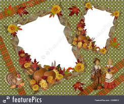 scrapbook halloween background templates thanksgiving scrapbook autumn template stock