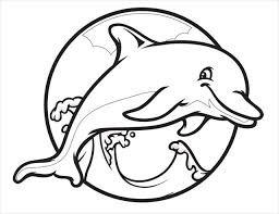Printable Dolphin Images | printable dolphin pictures dolphin free printable coloring pages