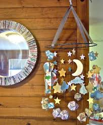 sun and moon home decor accessories for ramadan family holiday