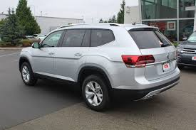 atlas volkswagen white atlas for sale in tacoma wa volkswagen of tacoma