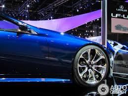 lexus lf lc blue concept motor show 2013 lexus lf lc concept