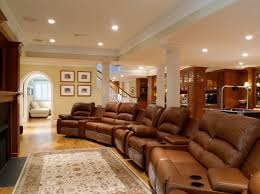 Ideas For Finished Basement Home Design Man Cave Ideas Small Finished Inspiring Basement