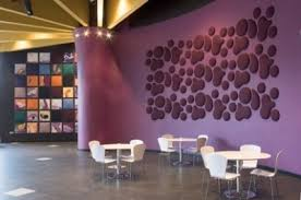 Decorative Acoustic Panels Woolbubbles Decorative Acoustic Wall Panels From Wobedo Design