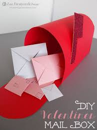 valentines mailbox diy valentines mail box pomegranate house