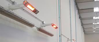 riscaldamento per capannoni riscaldamento elettrico per capannoni industriali sistemi di