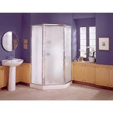 38 Inch Neo Angle Shower Doors Sterling Neo Angle Shower Stall Ni3190a 38s W Do It Best