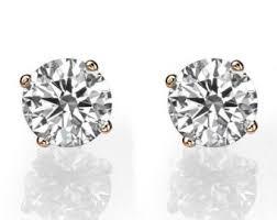 moissanite earrings moissanite earrings etsy
