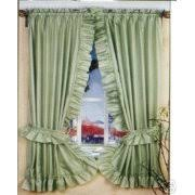 Ruffled Priscilla Curtains Ruffle Curtains