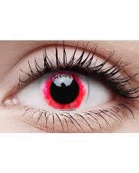 moon diablo contact lenses zombie contacts
