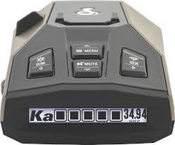 radar detector radar and laser detectors best buy