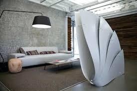 room dividers modern modern living room divider design
