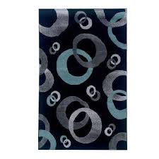 Purple And Turquoise Area Rug Linon Home Decor Area Rugs Rugs The Home Depot