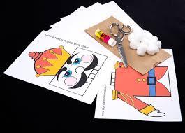 Nutcracker Crafts For Kids - diy nutcracker puppet for kids u2013 dance life