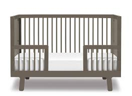 Crib Converts To Bed by Oeuf Sparrow Conversion Kit Huggle