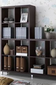 16 Cube Bookcase White Furniture Home Jbashbkcs Ashton 5 Shelf Bookcase Modern Elegant
