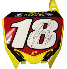ama motocross numbers auction the autism mx project