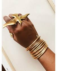 bangles bracelet images Deals on melody bangles brass bangles bangle stack bracelets