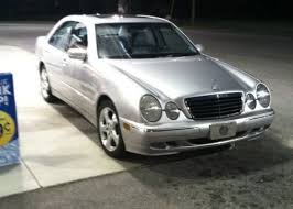 mercedes 2002 e320 purchase used 2002 silver mercedes e320 special edition in