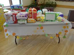 free spirit crafts heather u0027s bright spring baby shower