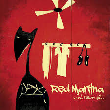 red martini hands of time red martina